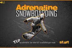Adrenaline SnowBoarding 1.0-01