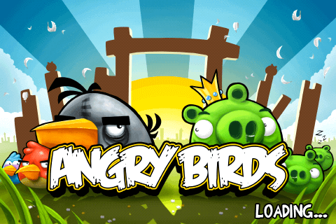 Angry Birds 1.0 -01