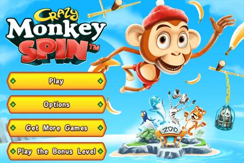 Crazy Monkey Spin 1.0.4-01