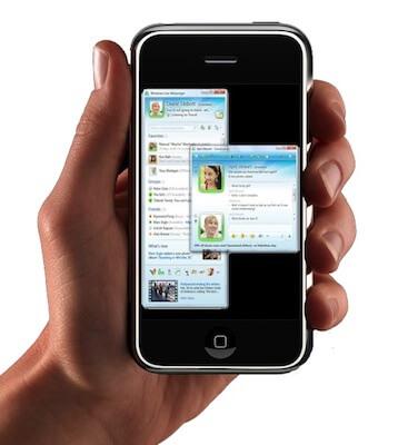 MSN_iPhone