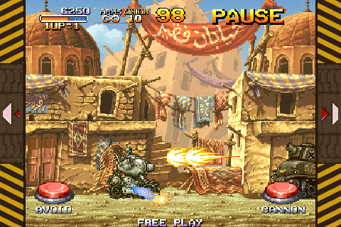 Metal slug touch 1.003