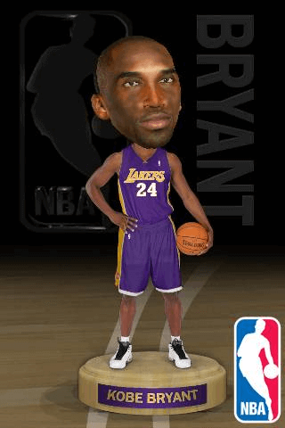 NBA Mini Bobble Kobe Bryant 1.0-02