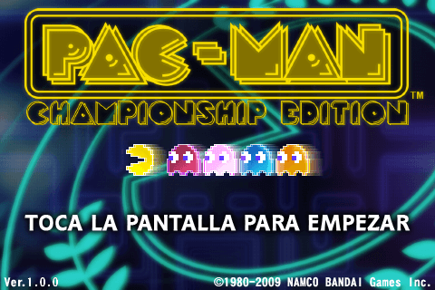 PAC-MAN Championship Edition 1.0.0-01