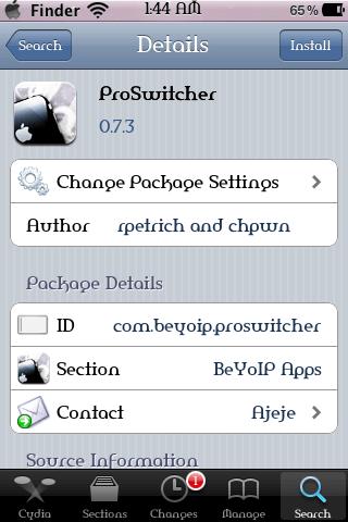 ProSwitcher 0.7.3