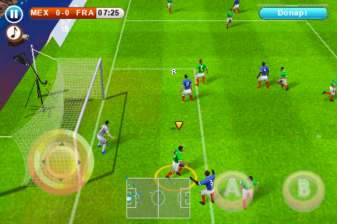Real Soccer 2010  1.1.0-04
