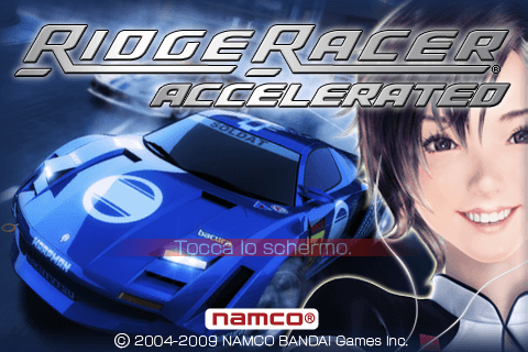 Ridge Racer Accelerated  1.0 - 01