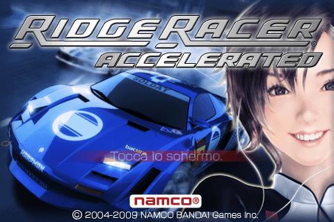 Ridge Racer Accelerated  1.0 - 01