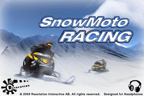 Snow Moto Racing 1.0.1-01