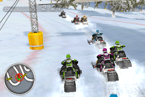 Snow Moto Racing 1.0.1-03