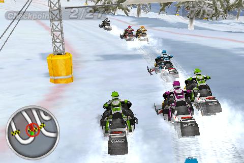 Snow Moto Racing 1.0.1-03