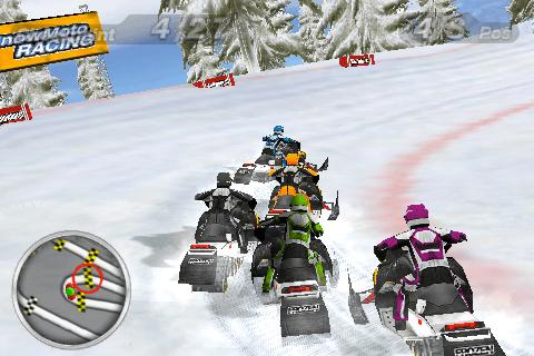 Snow Moto Racing 1.0.1-04