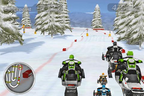 Snow Moto Racing 1.0.1-05