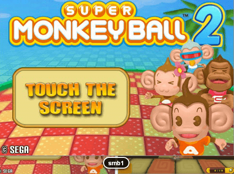 Super Monkey Ball 2 1.0-01