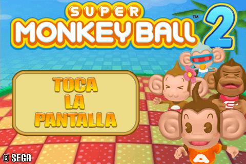 Super Monkey Ball 2 1.1-01