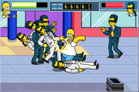 The Simpsons Arcade 1.0-01