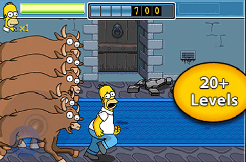 The Simpsons Arcade 1.0-02