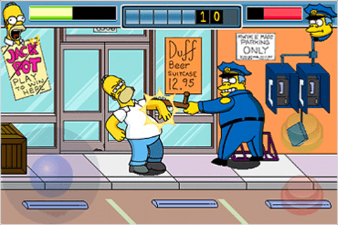 The Simpsons Arcade 1.0-03