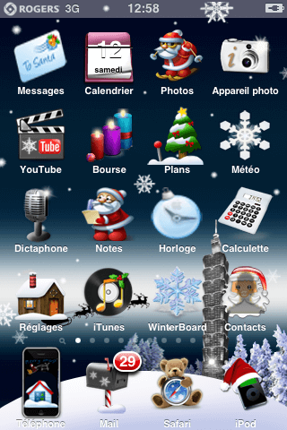 Theme: Merry Christmas 3.0