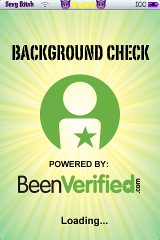 Background Check 1.0-01