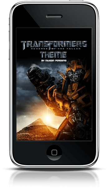 Theme: Transformers 2 Autobots NP 1.0 - 1