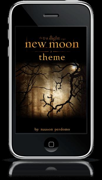 Theme: Twilight Saga New Moon NP 1.0