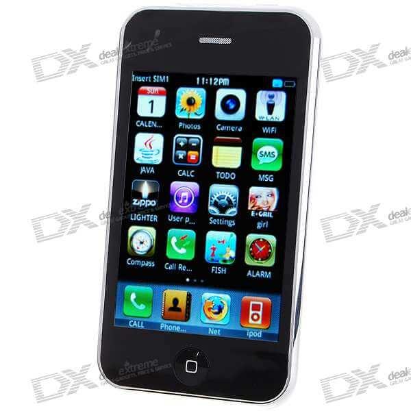 iFhone 3GS