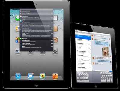 apple podría tener un prototipo de ipad con una pantalla