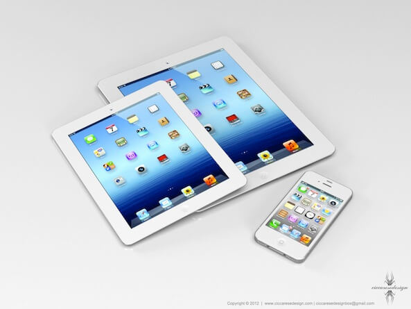 Rumor: iPad mini de 7 pulgadas para agosto, iPhone 5 en ...