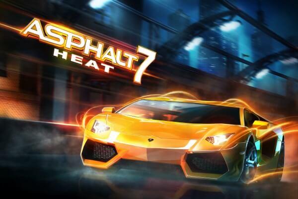 (Aporte)(Actualizado) Asphalt 7: Heat (APK+SD) y Solución.