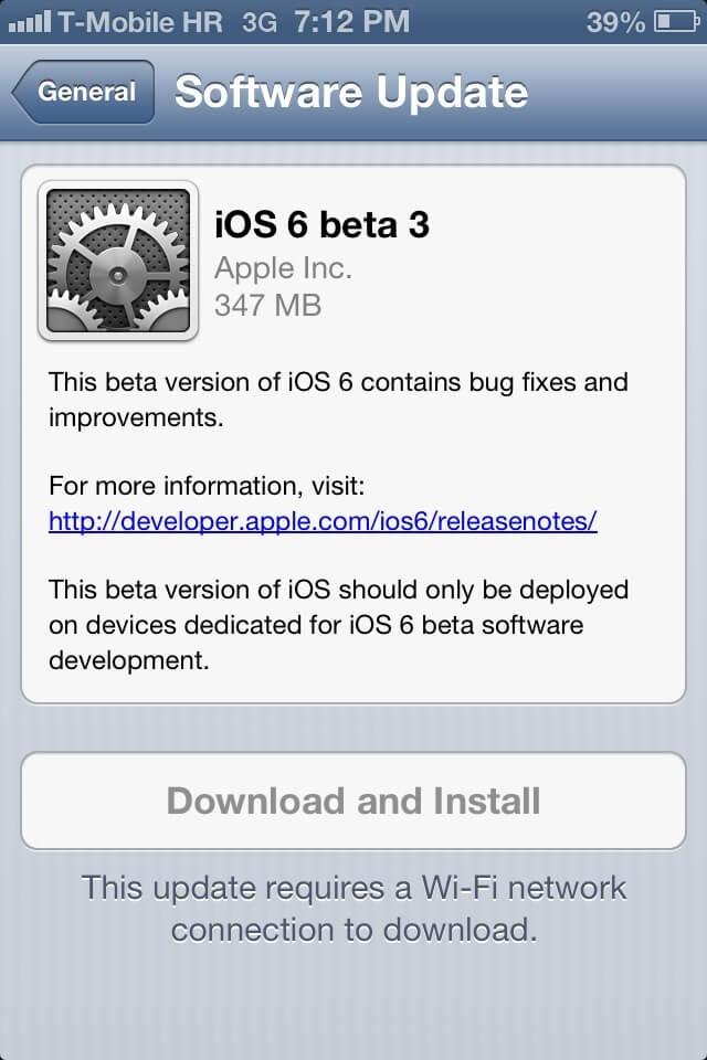 fiebreiphone - Portal IOS-6-Beta-3-update-prompt