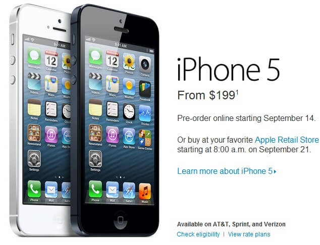 Iphone  Precio En Estados Unidos