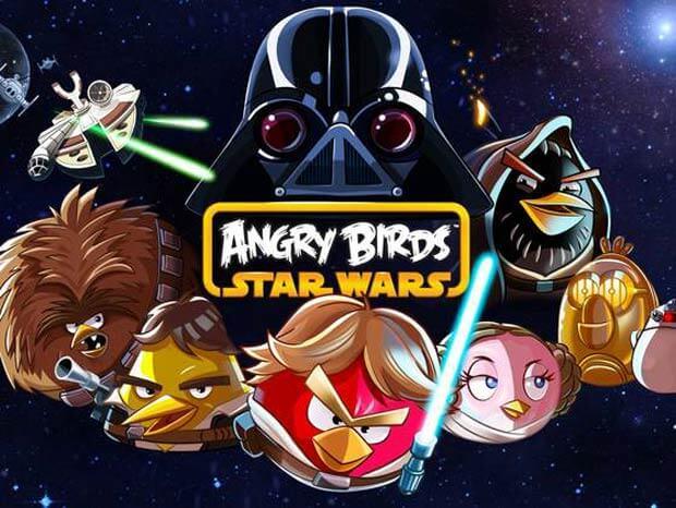 Angry Birds Star Wars قريبا !!!