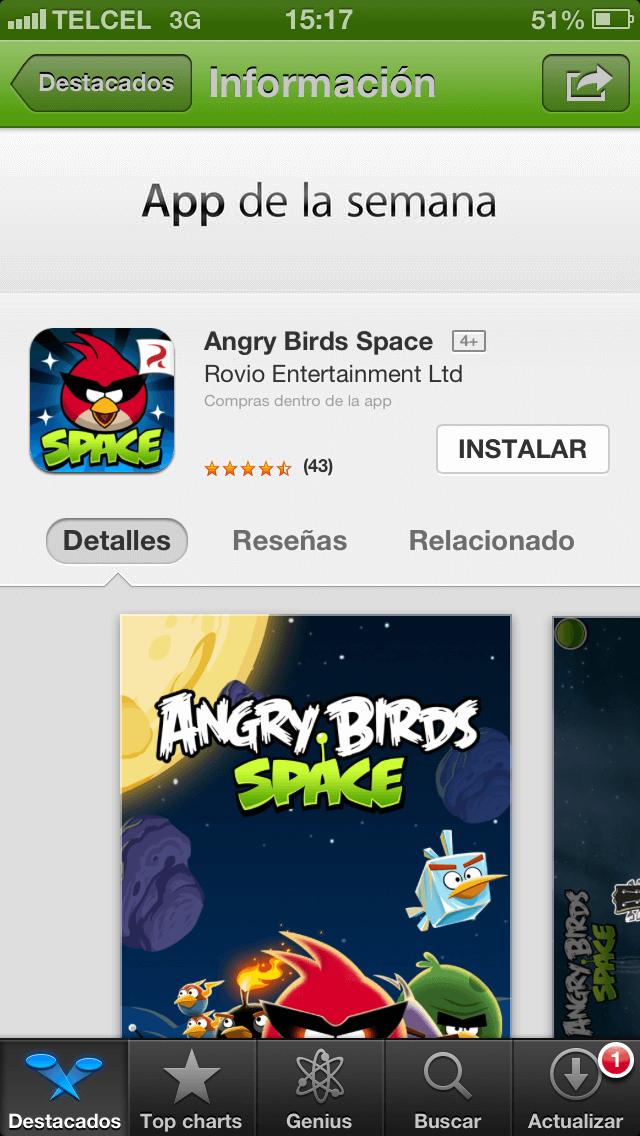 Apps iOS - Magazine cover