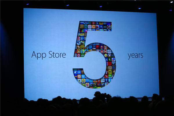 AppStore 5