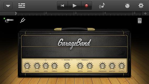 GarageBand 1.4.1 IMG004