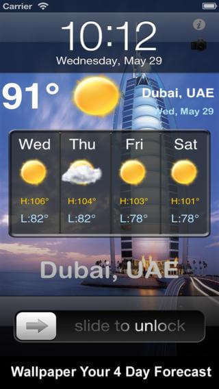 Weather+ 5.1 IMG005