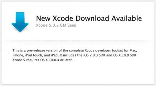 xcode5