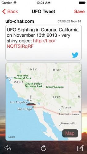 App UFO Tweet_2