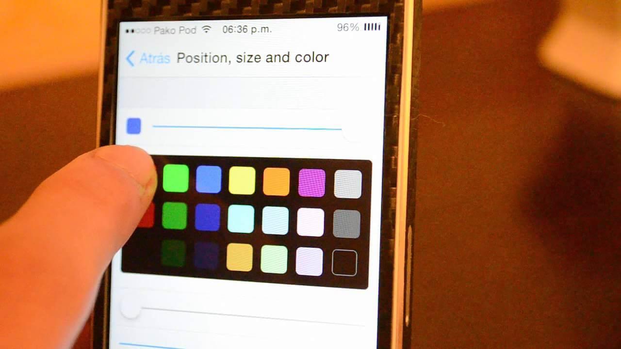Boover – Edita los Globos de Notificaciones en iOS 7