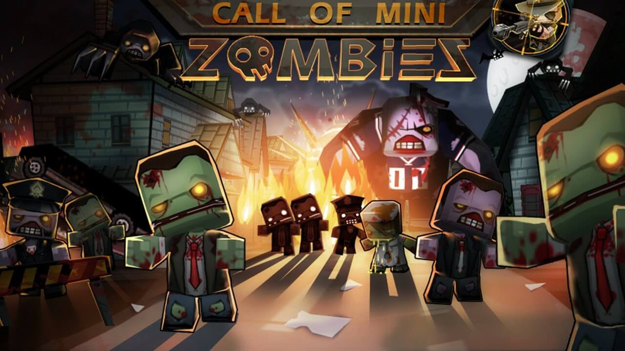 Call Of Mini: Zombies 1.1.1