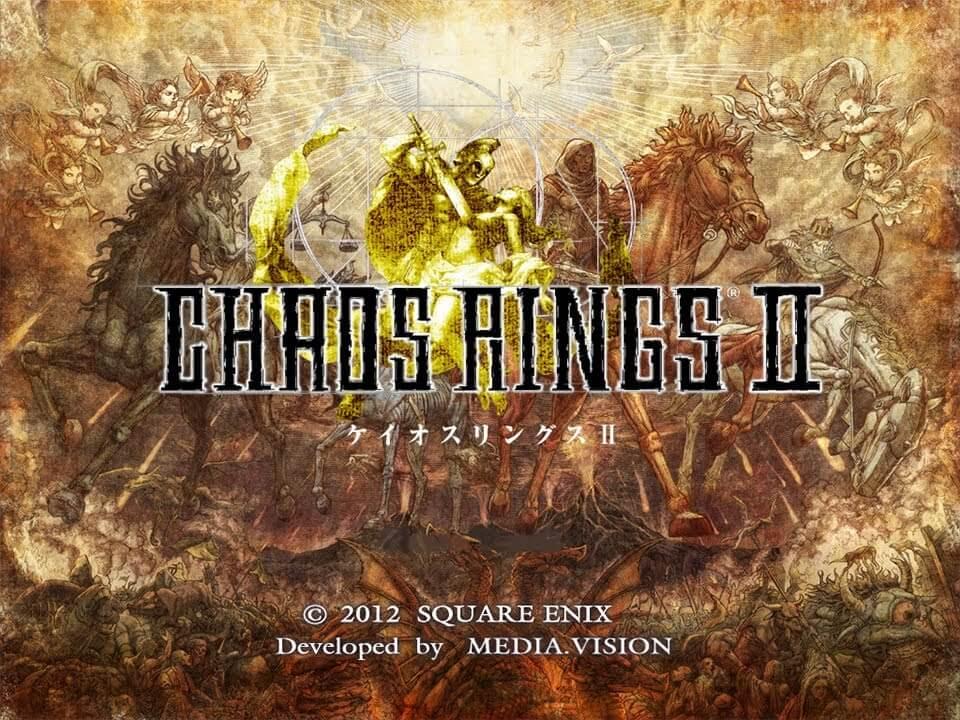 Chaos Rings II 1.0.0