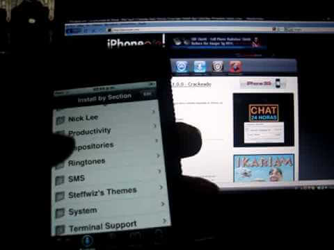 Video Tutorial: Como Personalizar la Dock del iPhone & iPod Touch 2.0 – 2.1