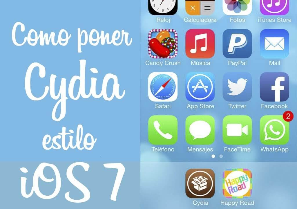 how to use cydia ios 7