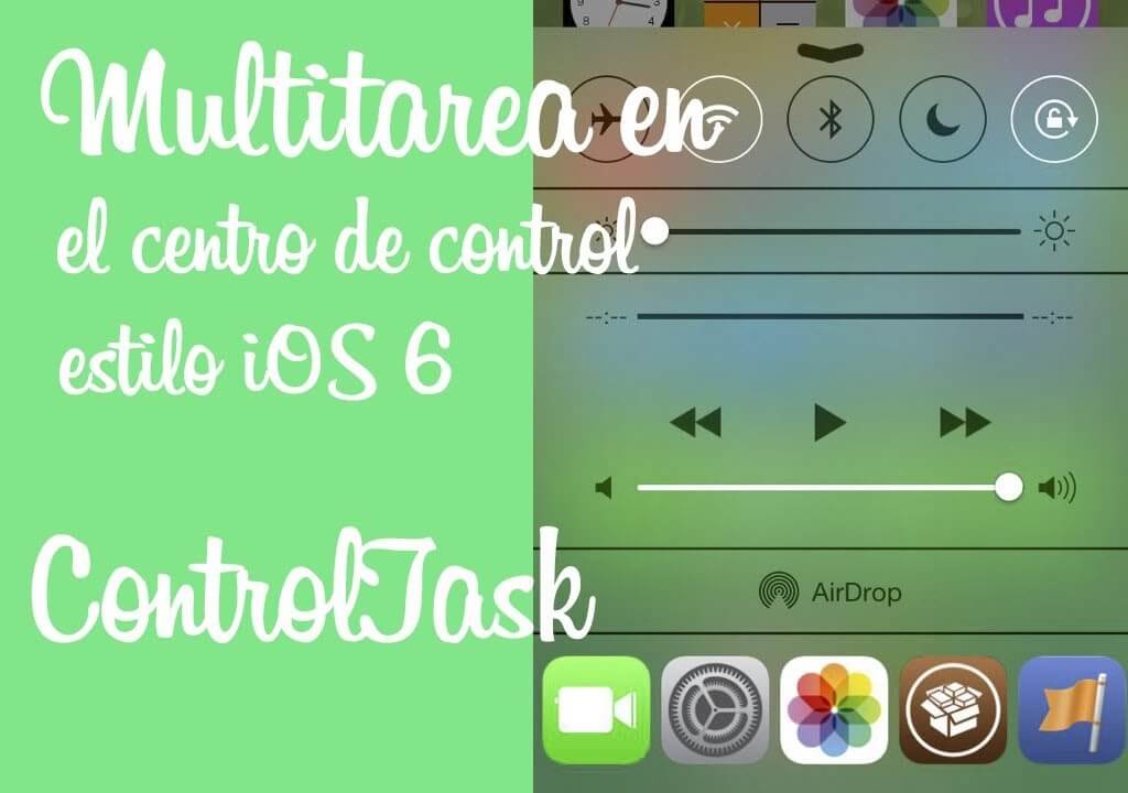 ControlTask – Multitarea en centro de control estilo iOS 6