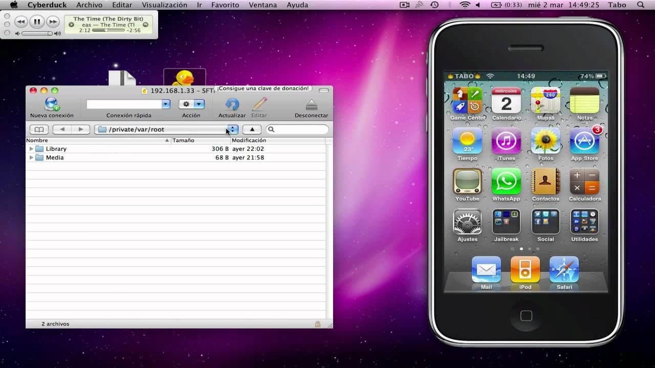 Cyberduck para Mac y Windows