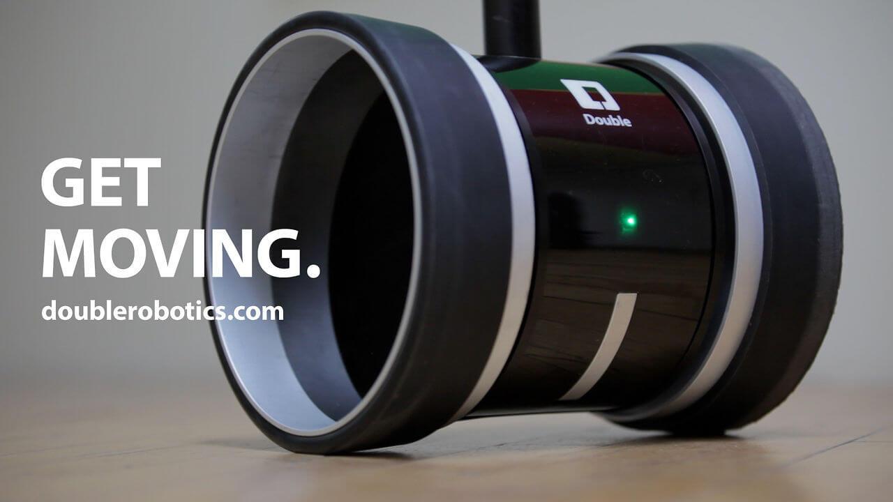 Double Teleconferencing Robot ya está disponible para su compra