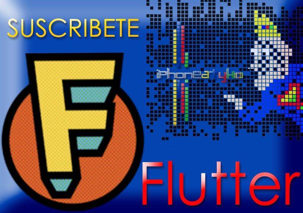 Flutter 0.3.4 Increible aplicación para MAC