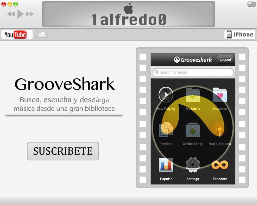 Grooveshark 2.6.6