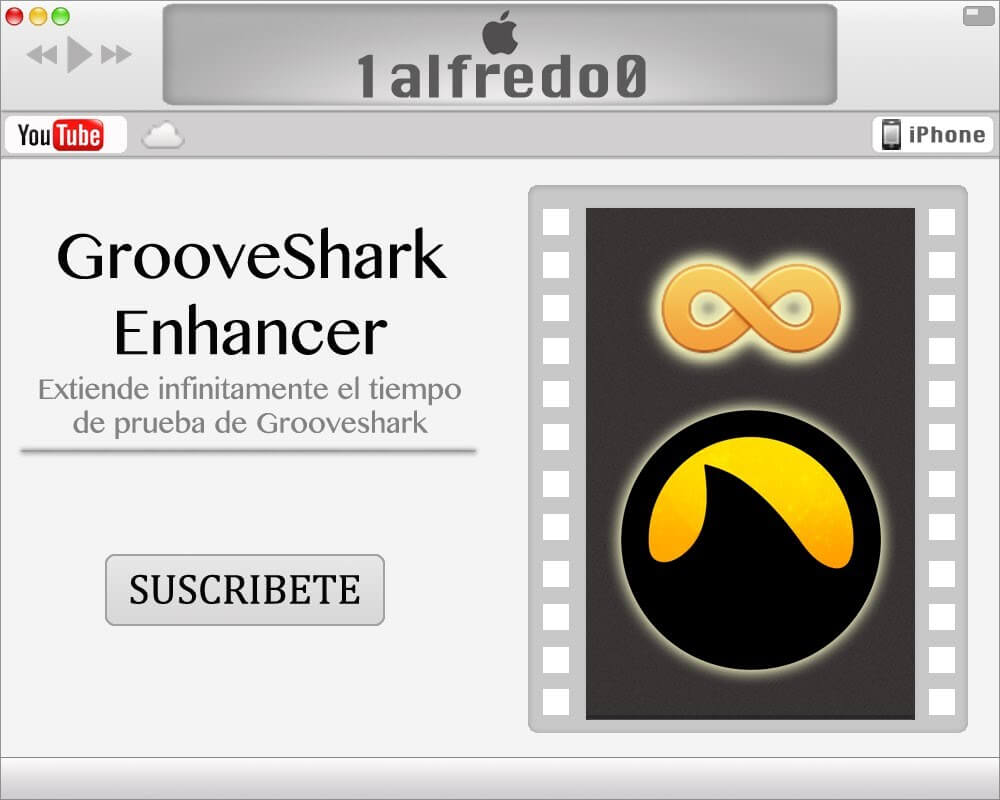 Grooveshark Enhancer (for 2.6.6) 2.6.6-4