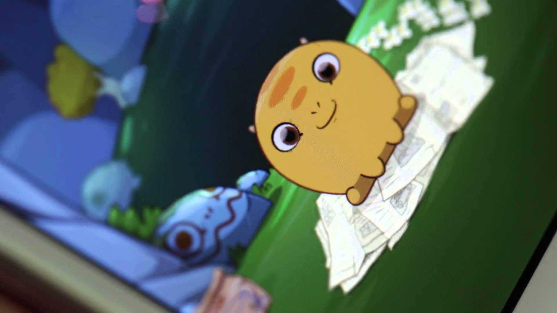 Hatch la nueva mascota virtual para iOS